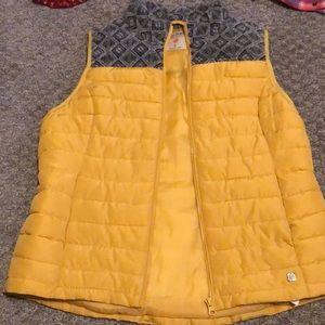 Ruff Hewn vest